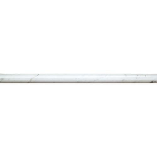 Carrara Polished Pencil 3/4x12