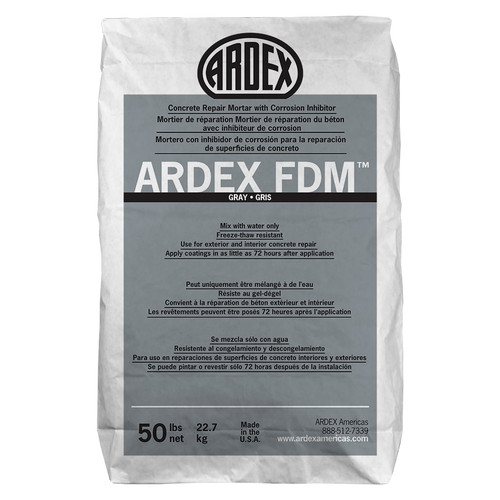 ARDEX FDM DEPTH REPAIR MORTAR