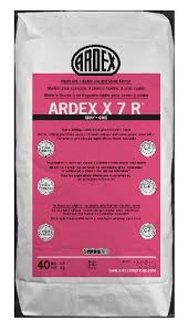 Ardex X7R RAPID SET MORTAR GRAY