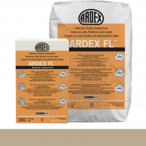 ARDEX FL GROUT 08-VINTAGE LINEN 10-LB BAG or 25-LB BAG Available