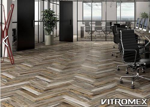 Couvet Brown 4x24 Tiles