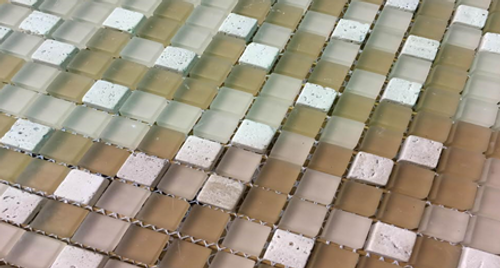 Selkirk Glass Mosaic 12x12 Sheets $5.99 Sq. Ft.