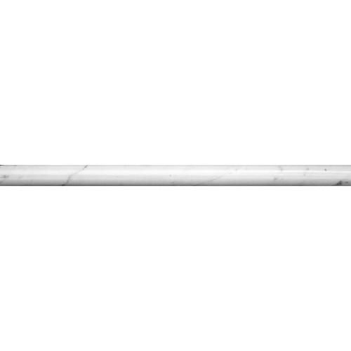 Carrara Honed Pencil 3/4x12