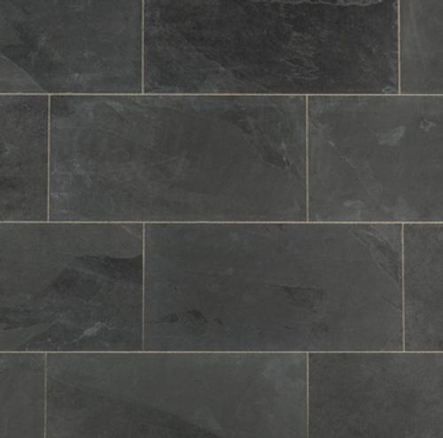Brazillian Black Slate Tiles