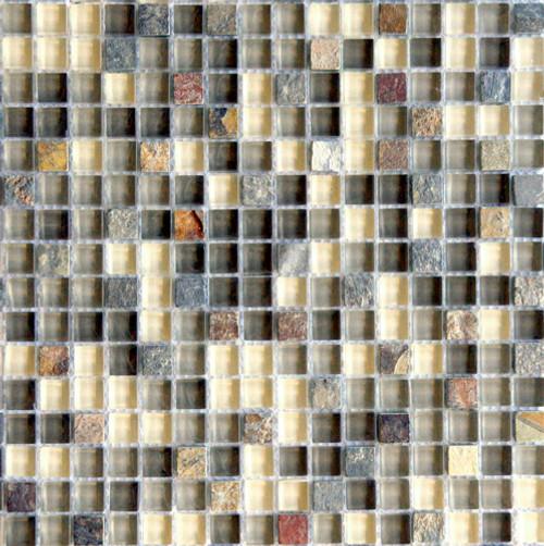 Arizona Tempe Square Tile Mosaic