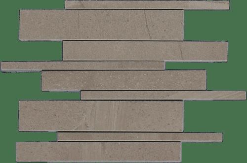 Burlington Sand Strip Mosaic