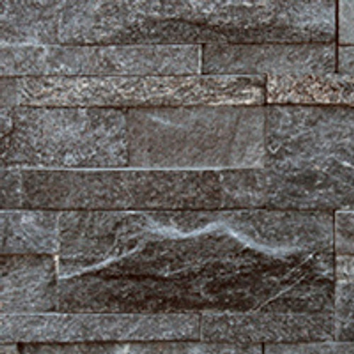 Crystal Black Ledgerstone Panels 7x14