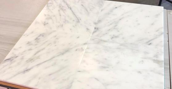 Calacatta #3 Honed 12x12 Marble Tiles
