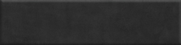 Montauk Ceramic Wall Tile Black Matte 3x12