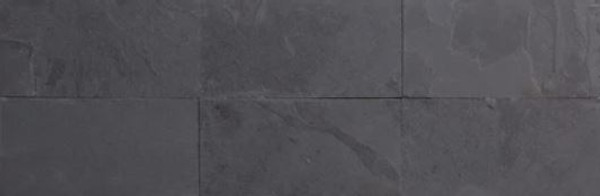 Brazillian Black 3x6 Slate Tile