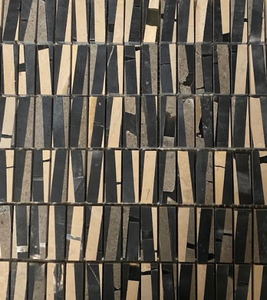 Moderno Straight Stack Mosaic Collection #14