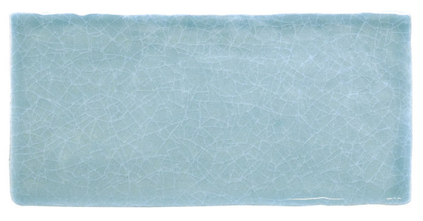 Fracture Crackle Blue 3x6 Ceramic Wall Tiles