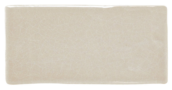 Fracture Crackle Sand 3x6 Ceramic Wall Tiles