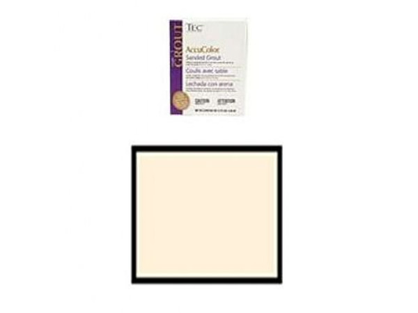 TEC AccuColor® Sanded Grout | Ivory | #902