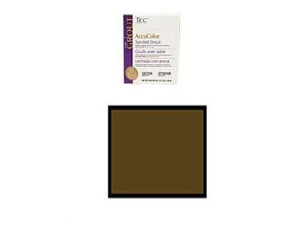 TEC AccuColor® Sanded Grout Coffee #969