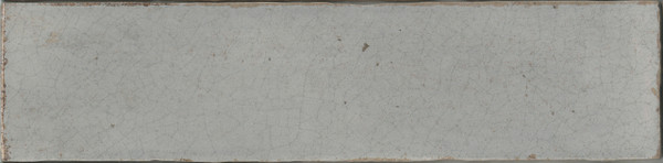 "Manzanita Gloss Tender Gray Crackled 3""x12"""