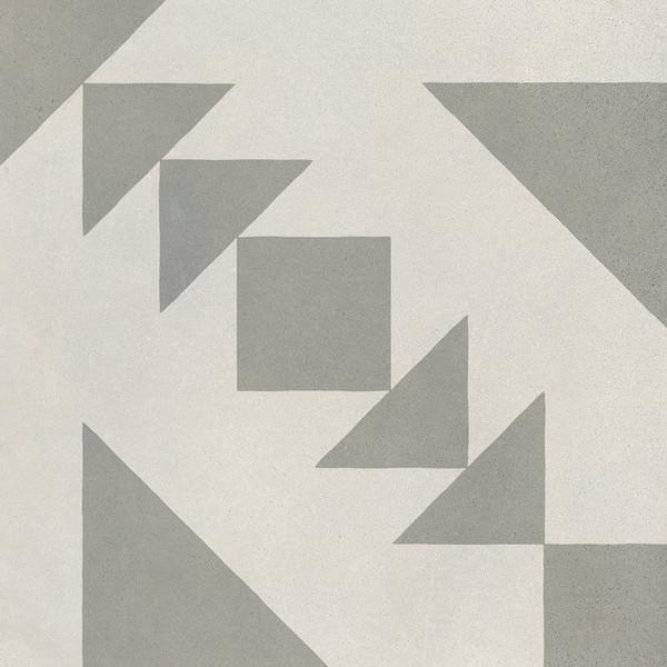 "Cuban Silver Arrow 9""x9"" Tiles"