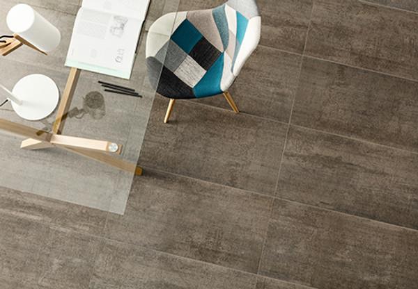 Tweed Brown 12x24 Tile
