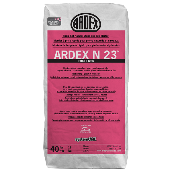 Ardex N23 RAPID SET MORTAR