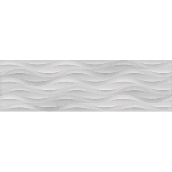 "Summer BREEZE IVORY DECO 11.7""x39.2"" Ceramic Wall Tiles"