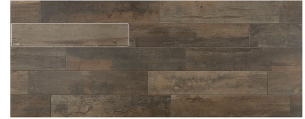 Revive Cocoa 8x40 Tiles