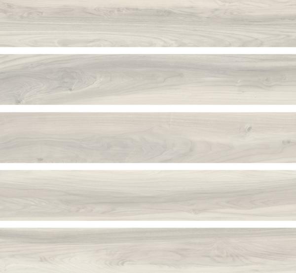 Essential Basic White 8x48 Tiles