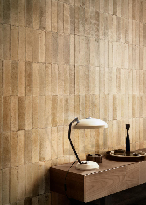 """Clay Collection Beige 2 3/8""""x 9 7/16"""" $16.99 Sq. Ft. (Box Size 5.57 Sq. Ft. Per Box)"""