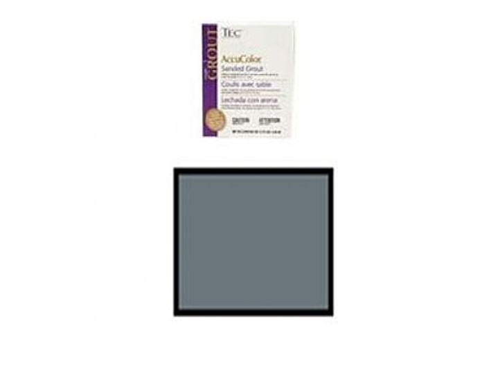TEC AccuColor® Sanded Grout   Charcoal Gray   #929