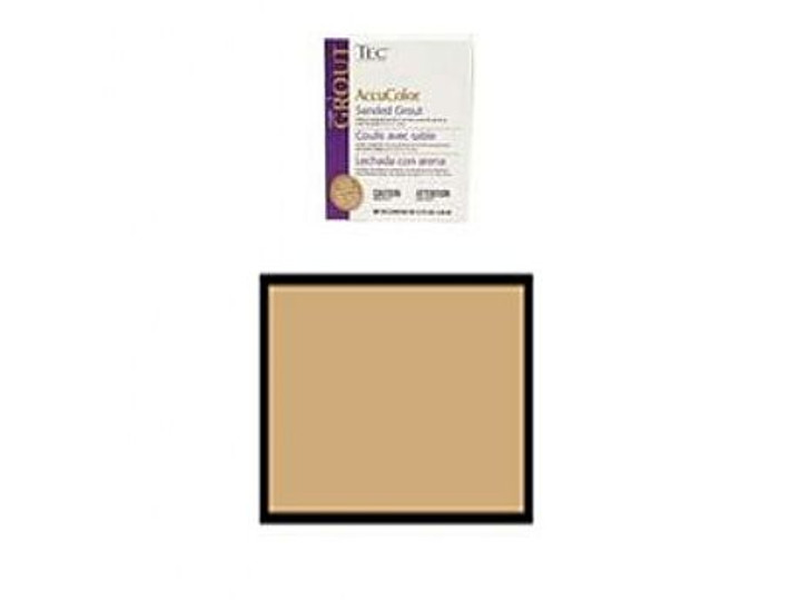 TEC AccuColor® Sanded Grout Almond #984