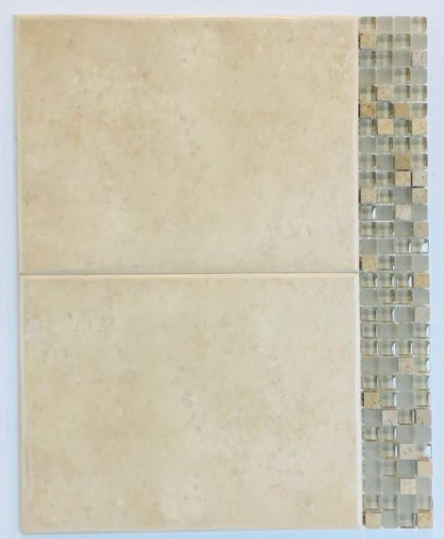 Tierra #603 Buff 10x13 Wall Tile $1.99 Sq. Ft.