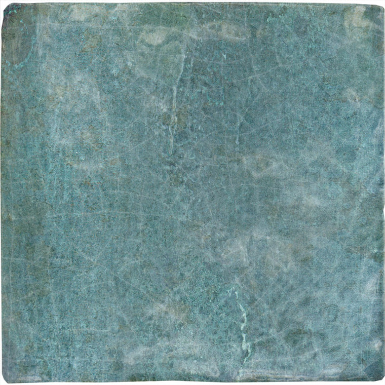 Heirloom Aqua 4x4 Gloss Ceramic Tiles