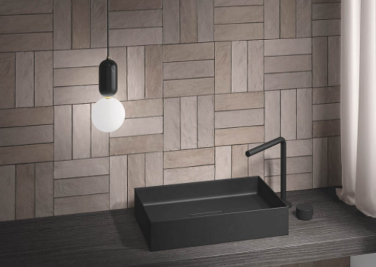 Trinity Taupe Matte 2.6x7.9 Ceramic Wall Tiles