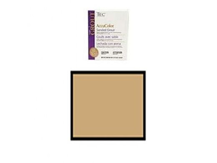 TEC AccuColor® Sanded Grout   Sand   #985