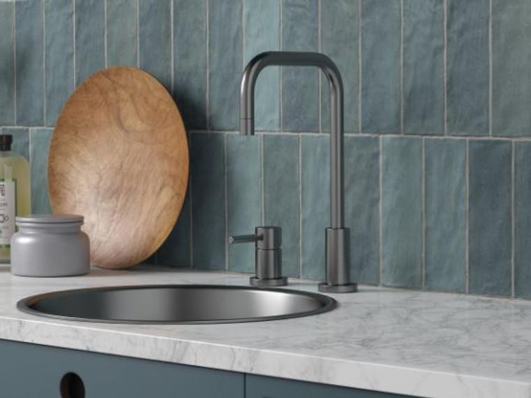 Trinity Aqua Matte 2.6x7.9 Ceramic Wall Tiles