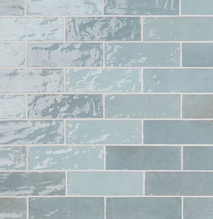 Trinity Sky Gloss 2.6x7.9 Wall Tiles