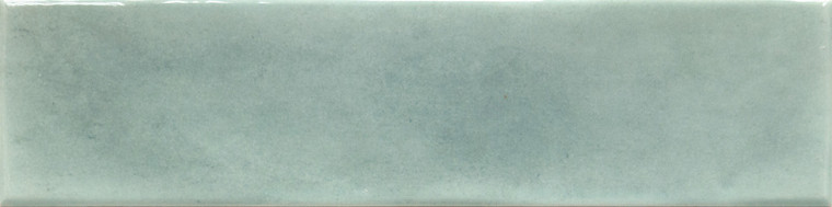 """Handicraft Collection: Turquoise Gloss 3""""x12"""""""