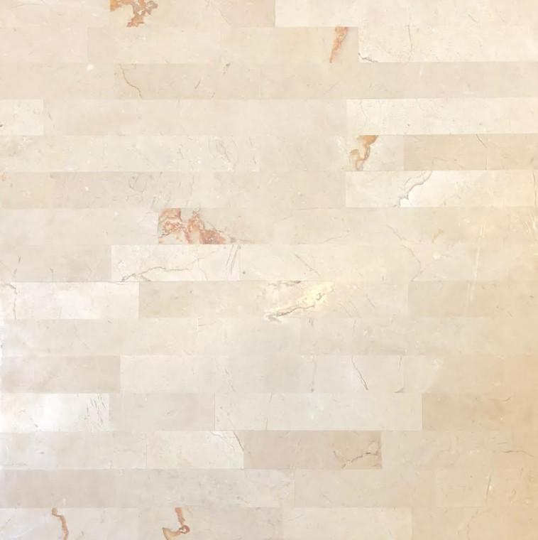 Crema Marfil Brick Set 18x18 Honed