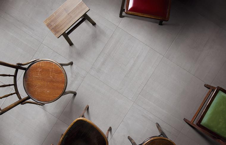 Paperstone Light Grey 12x24 Tiles