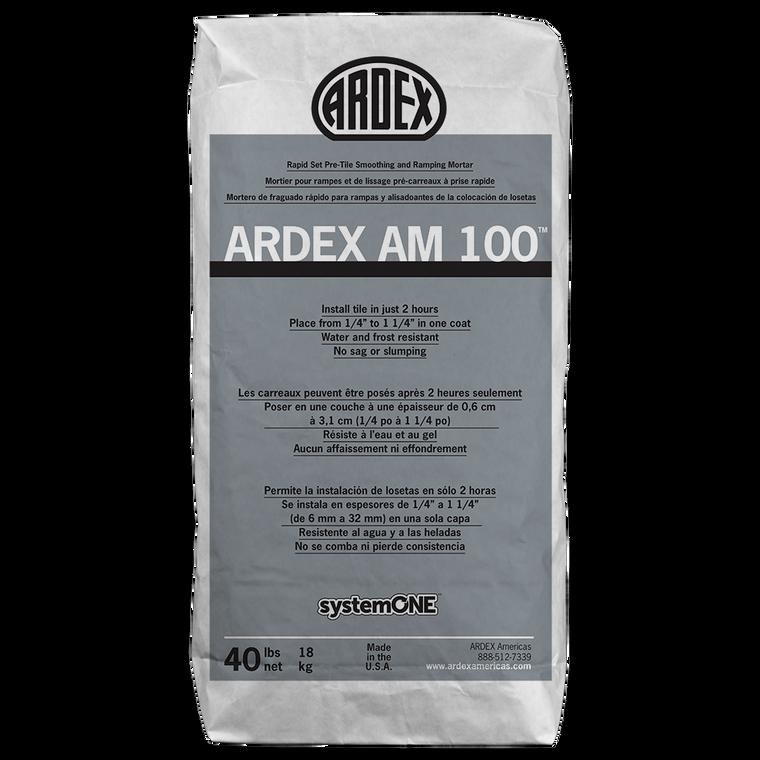 AM 100 PRE-TILE REPAIR MORTAR