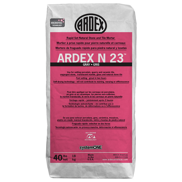Ardex N23 RAPID SET MORTAR