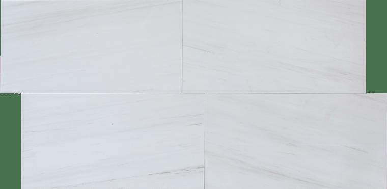 "Bianco Dolomite Polished 12""x24"""