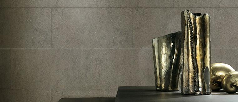 Polished Concrete Series Gris 12x24, 24x24 Tile