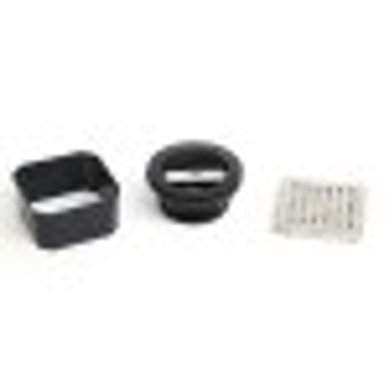 Wedi Fundo Stainless Steel Drain Kit - ABS - Drain Only