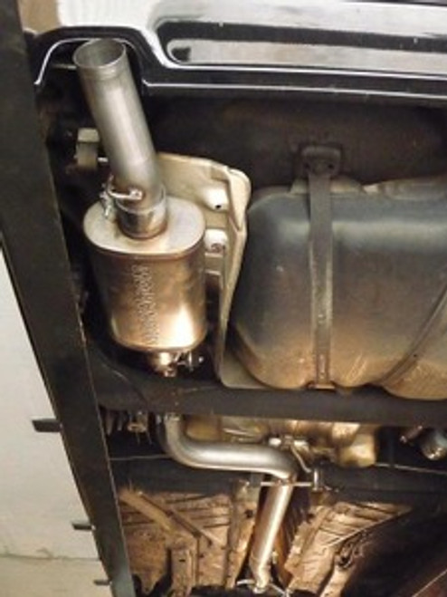 """SS Corrado 3"""" Bolt-on System"""