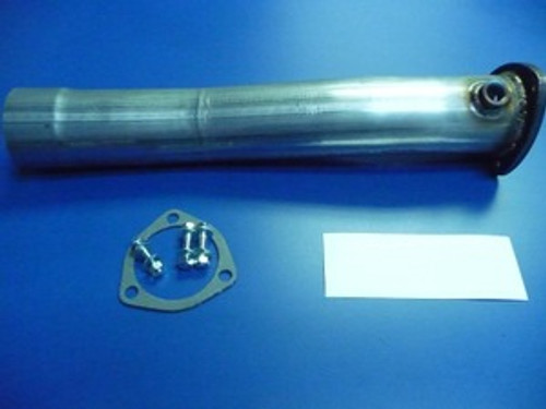 "SS 93-99 VW Mk3 3"" Test Pipe"