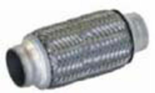 "Mild Steel Flex pipes 4"" long"