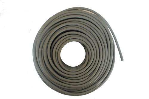 Grey Silicone Hi-Performance Vacuum Hose