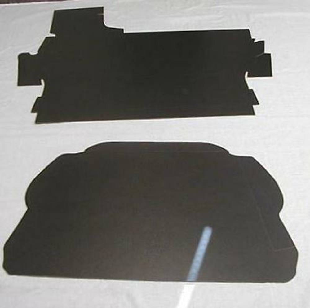 1973 - 1979 VOLKSWAGON SUPER-BEETLE TRUNK BOARD KIT 2 PIECES