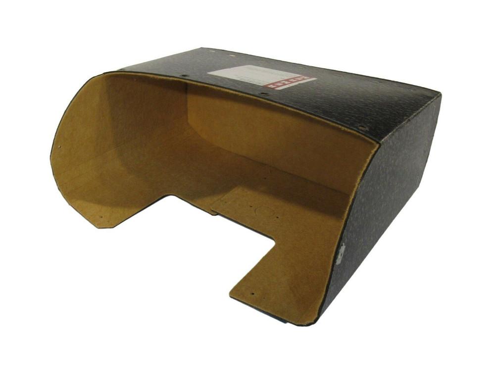1949 CADILLAC TAN FELT GLOVE BOX LINER
