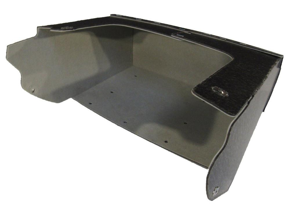 1954-1955 CADILLAC GREY FELT GLOVE BOX